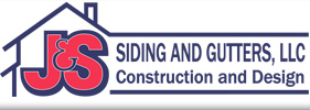 J& S Siding and Gutters Logo